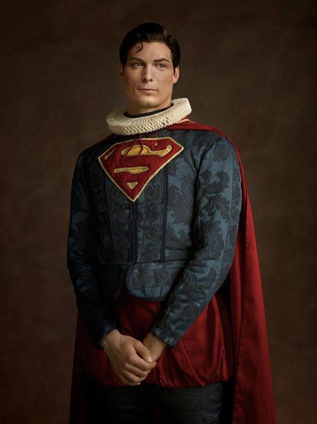 16th-century-portrait-cosplay-superman