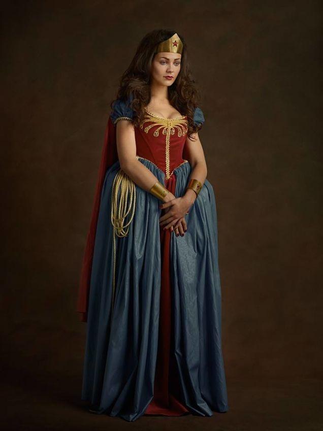 16th-century-portrait-cosplay-wonder-woman