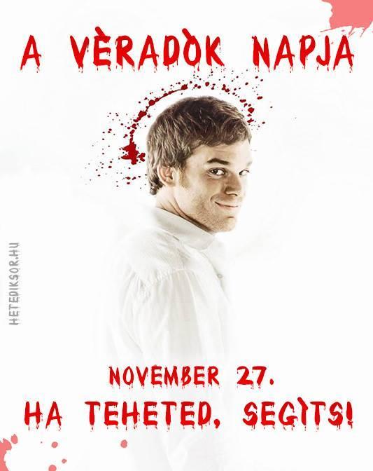 Dexter véradó