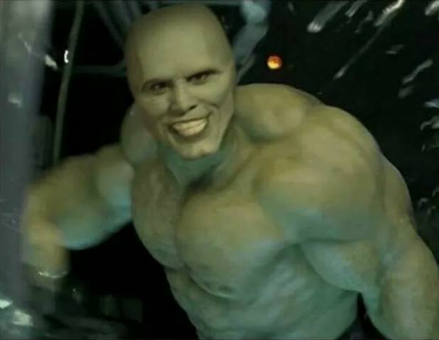 Hulk Carry