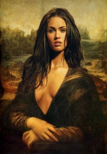 megan-fox-mona-lisa-joconde-da-vinci