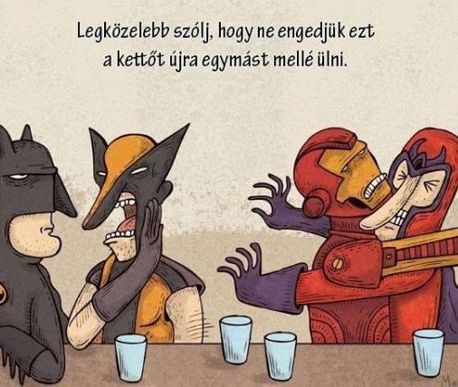 vasember vs. Magneto