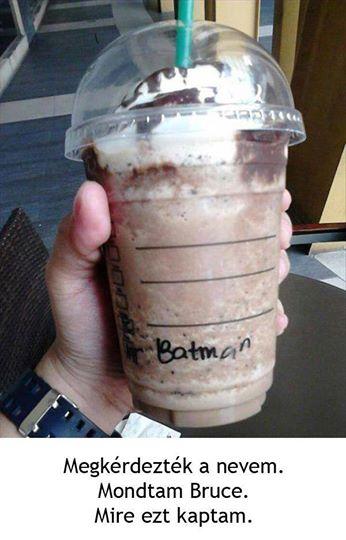 Bruce kávé
