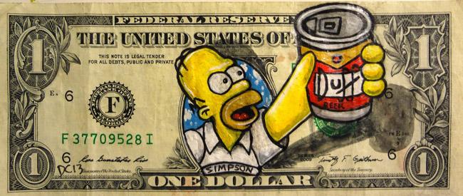 Homer Simpson 160