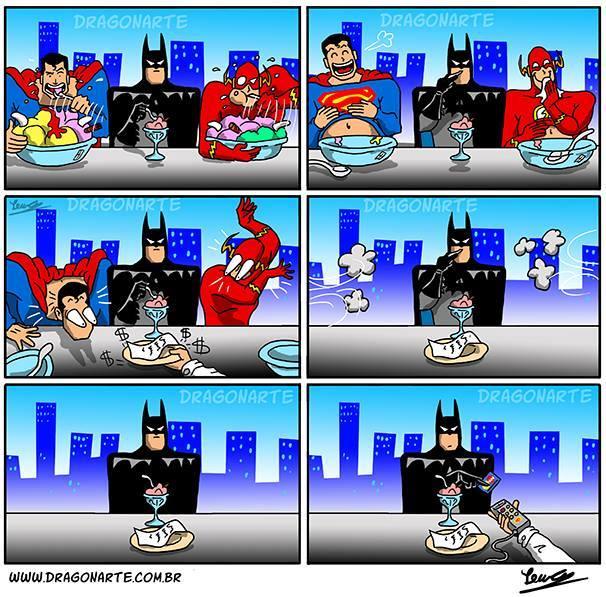 Batman ebéd