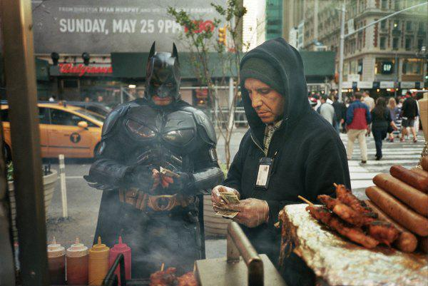 batman éhes