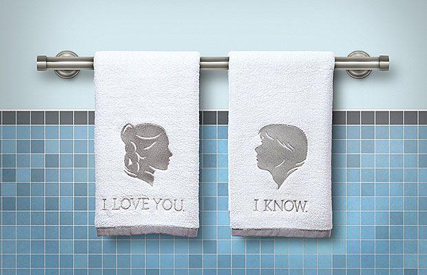 Leia és Han fürdőszobája