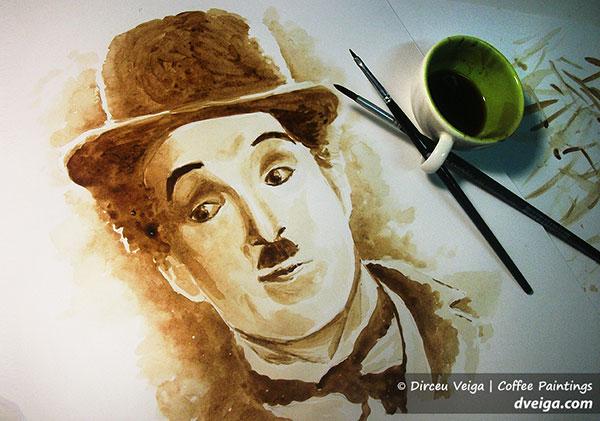 charlie-chaplin-painting-coffee-art