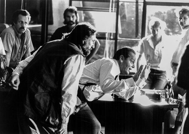 Zsigmond Vilmos és Jack Nicholson