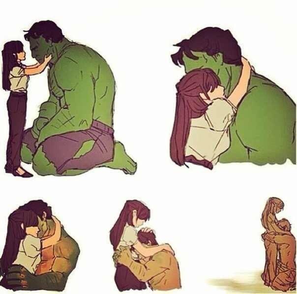Hulk romantika