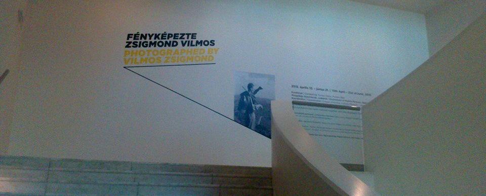 Zsigmond Vilmos kiállítás