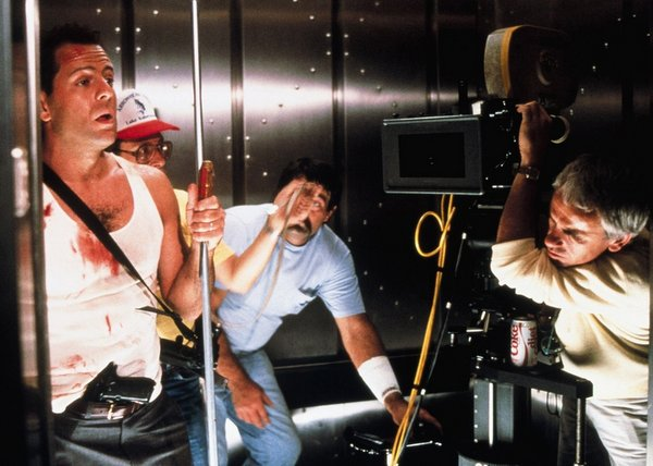 Die Hard set