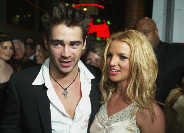 Britney Spears Colin Farrell