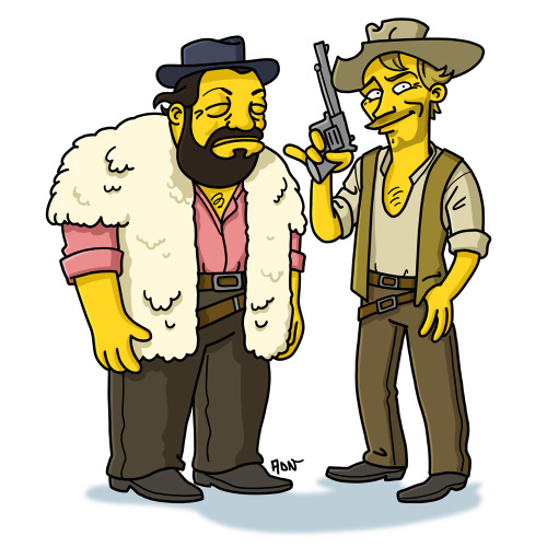 Bud Spencer & Terence Hill