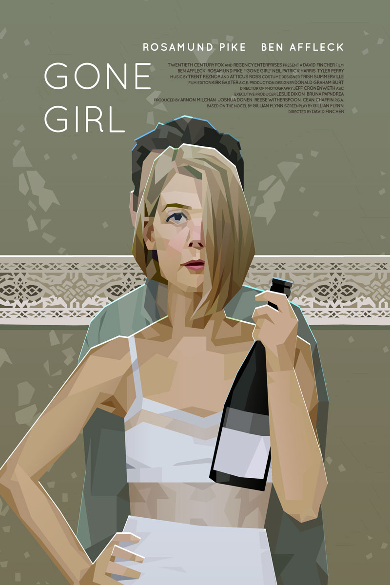 Gone Girl by Juhász Márk