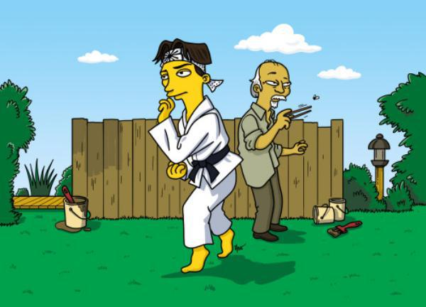 Karate kölyök