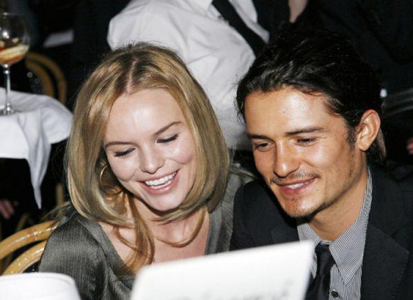 Orlando Bloom Kate Bosworth
