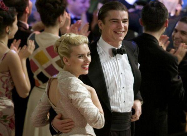 Scarlett Johansson Josh Hartnett