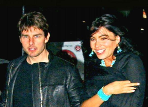 Tom Cruise Sofia Vergara