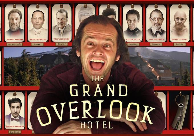grand overlooked hotel