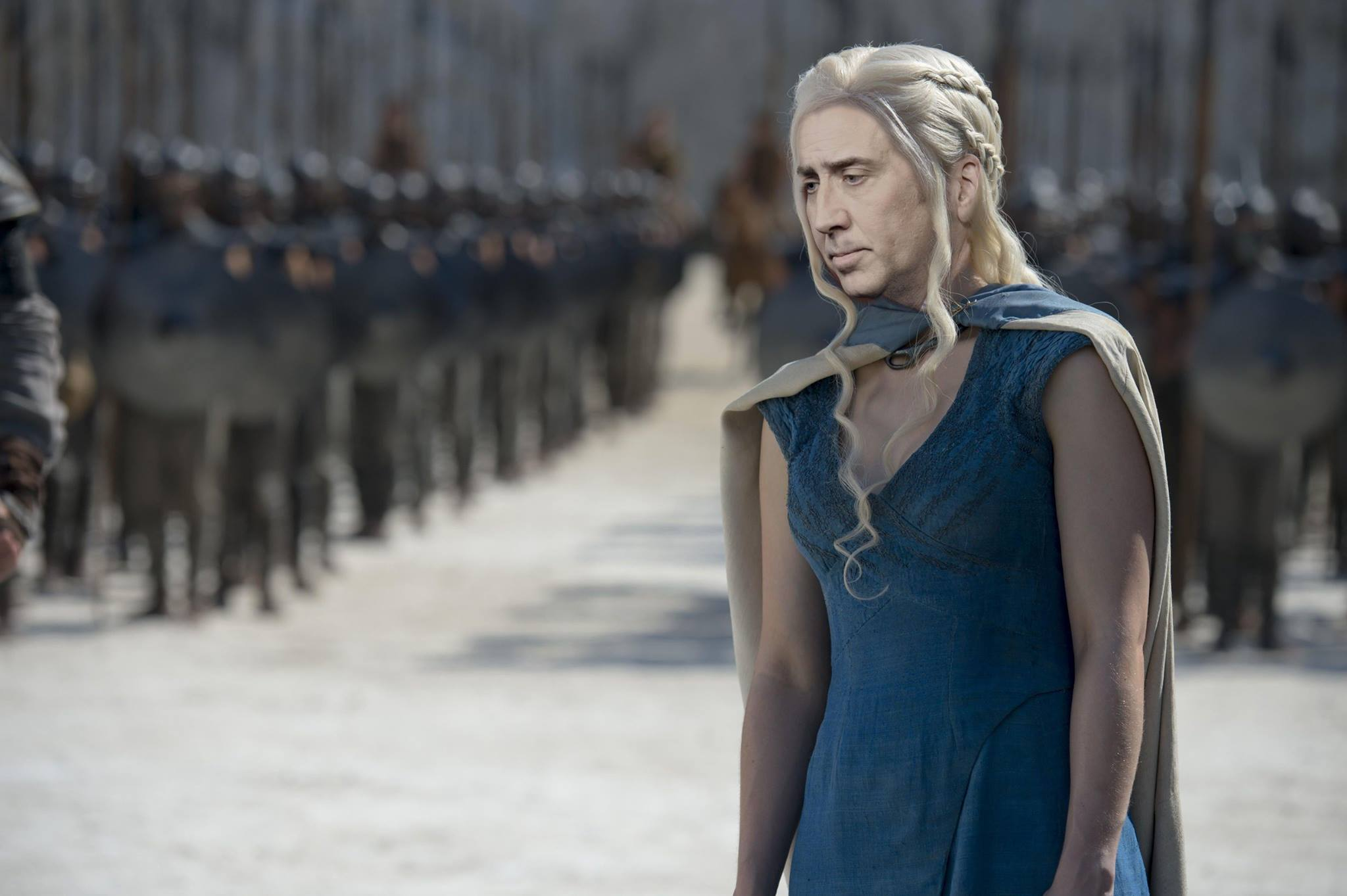 Nick of Thrones