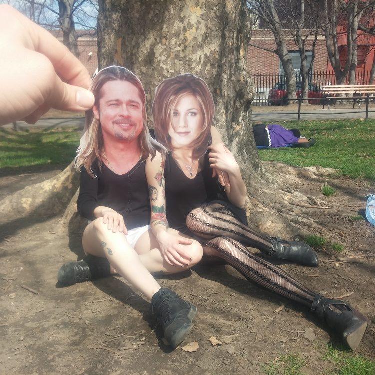 pitt és Jennifer