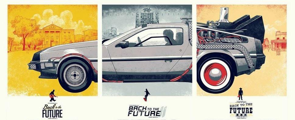 vissza a jövőbe trilogia