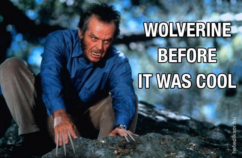 Jack Wolverine