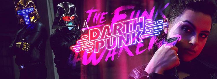 darth punk - the funk awakens