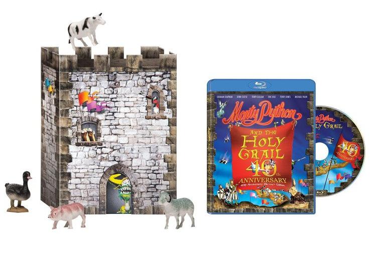 40th-Anniversary Monty Python