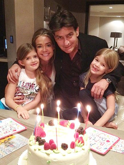 Charlie+Denise család