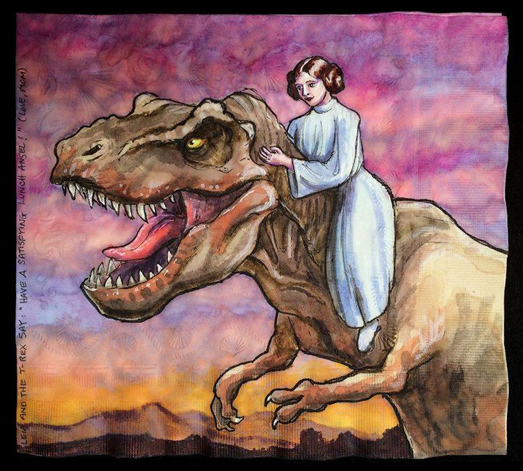 Lei T-Rex
