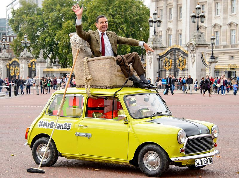 Mr.Bean mini