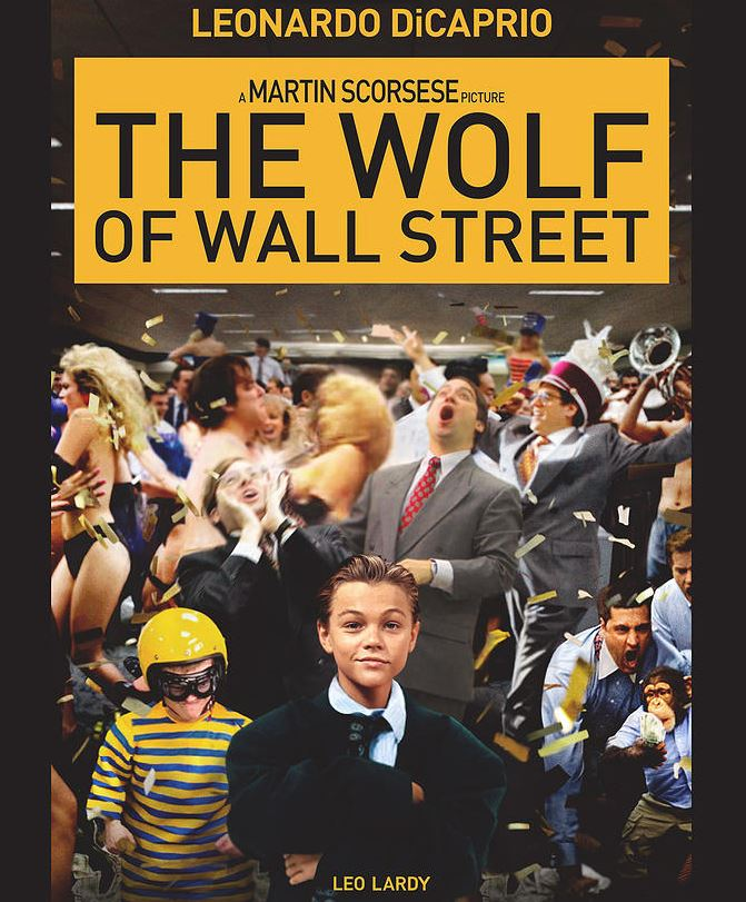 A Wall Street farkasa - Leo
