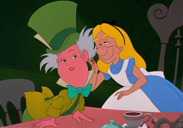 Alice csodaroszágban