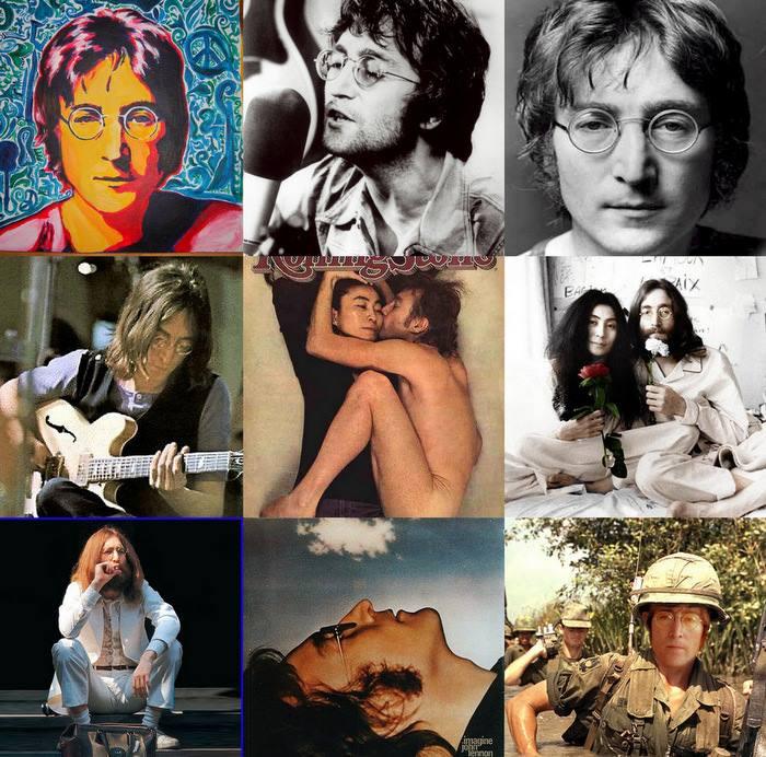 John Lennon 75