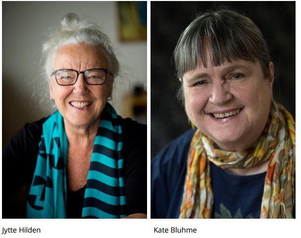 Jytte Hilden Kate Bluhme