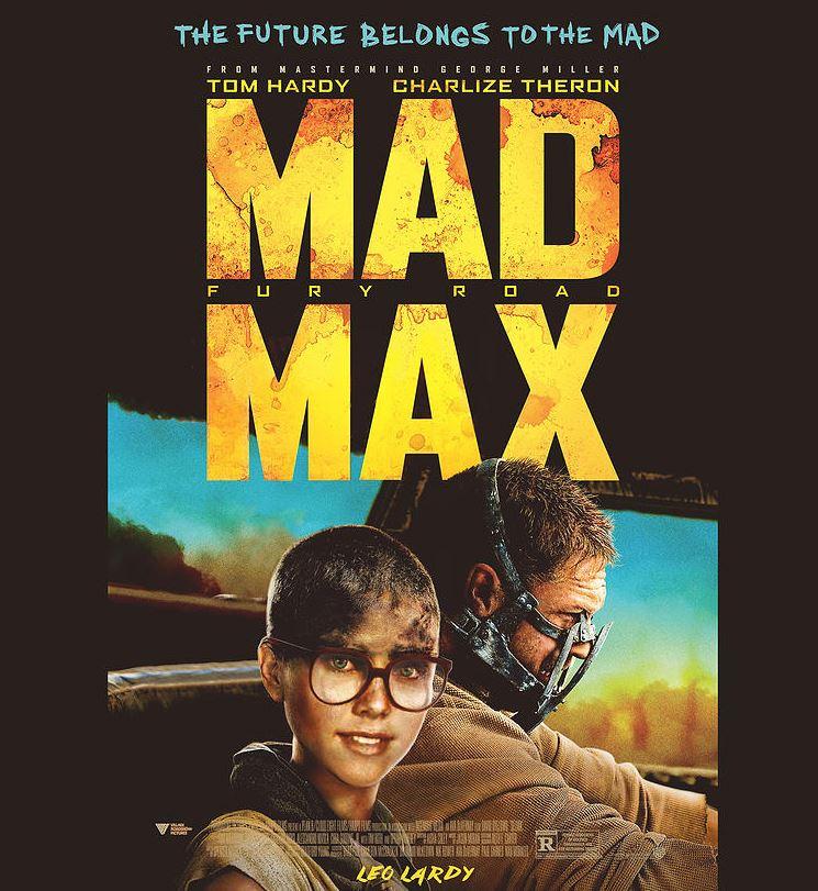 Mad Max gyerek charlize
