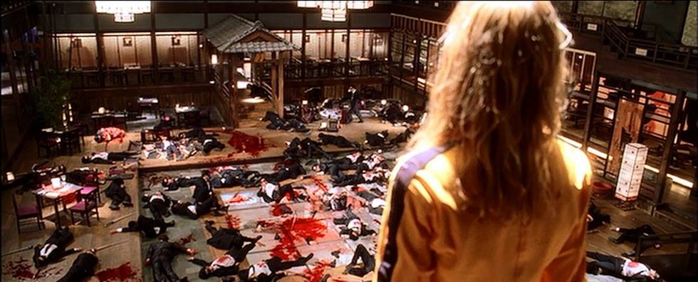 Tarantino fentről