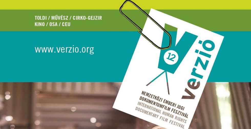 12. Verzió Nemzetközi Emberi Jogi Dokumentumfilm Fesztivál