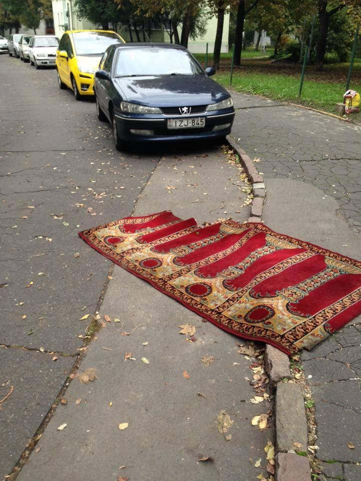 Aladdin és a parkolás