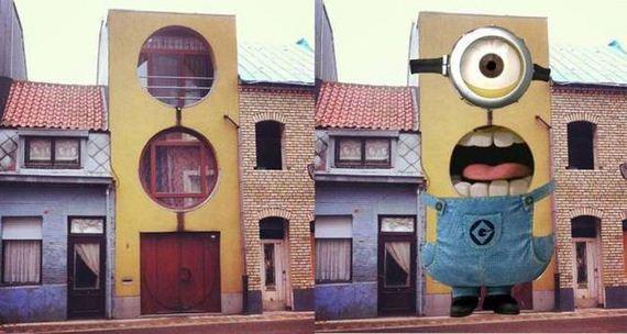 Minyon ház