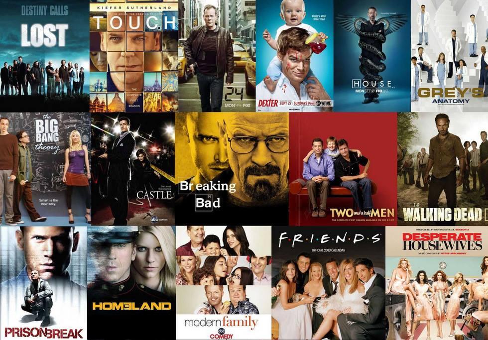 Tv sorozatok