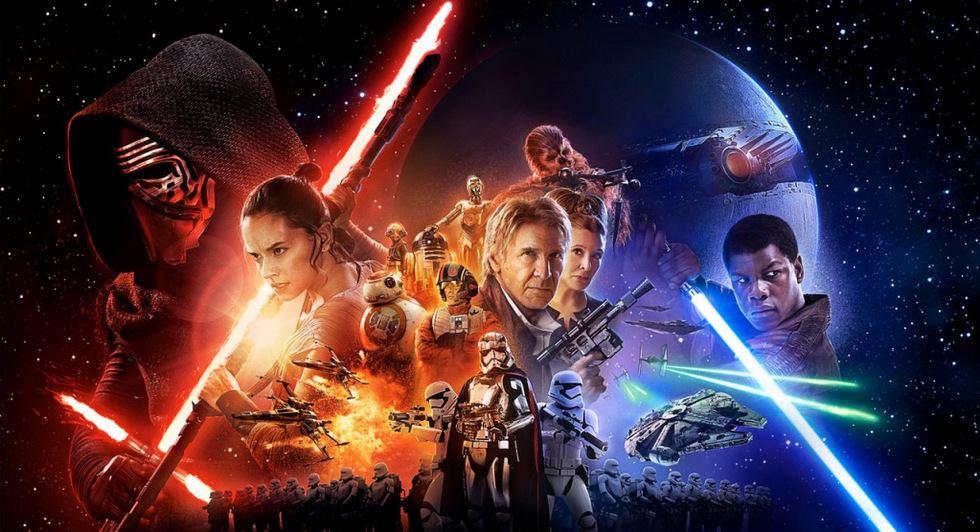 Csillagok háborúja Epizód VII Az ébredő Erő