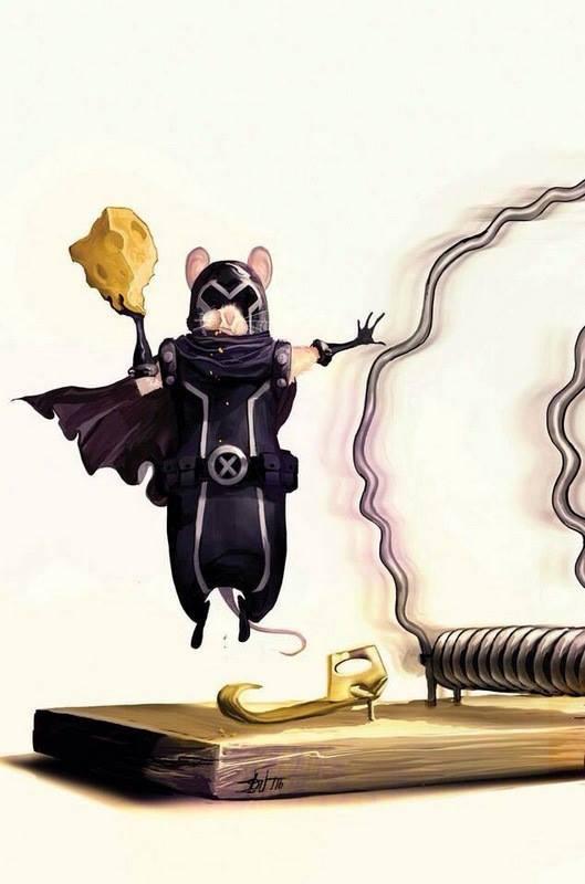 Egér Magneto