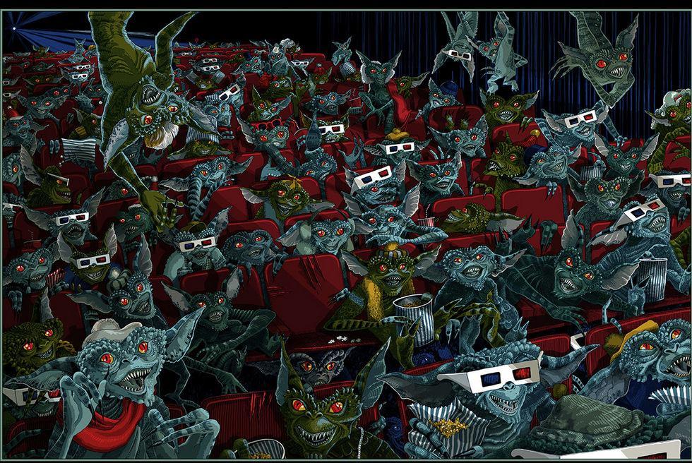 Szörnyecskék by jessica seamans