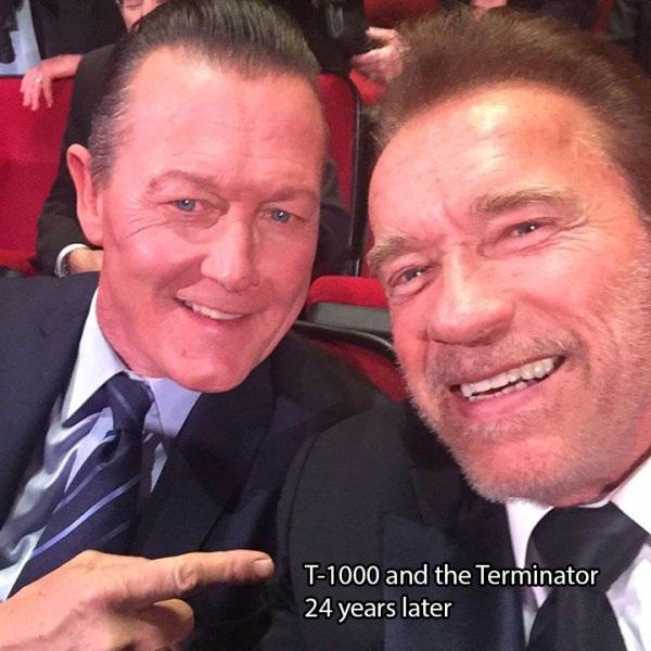 T 1000 és Terminator
