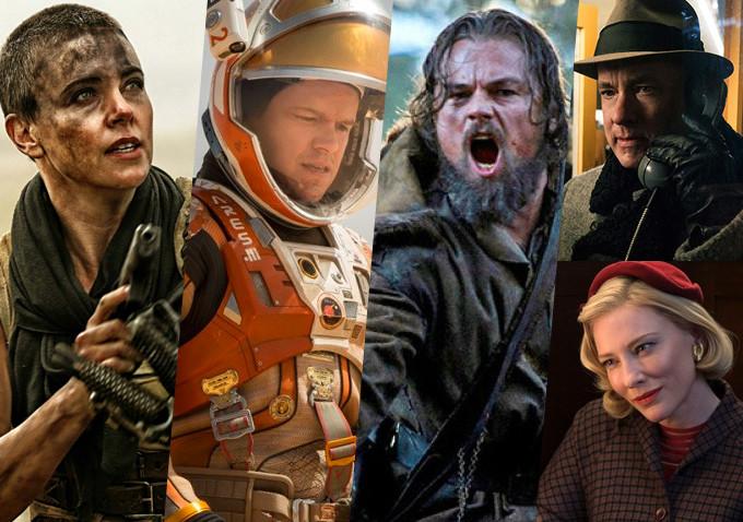 2016 os Oscar jelöltek