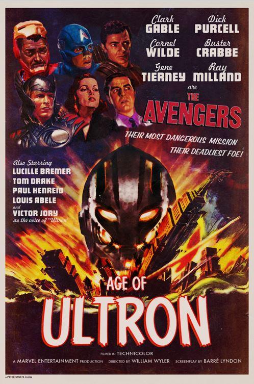 Bosszúállók Ultron kora