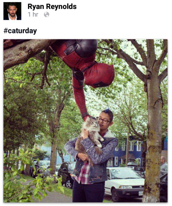 Ez a Deadpool kampány azért menő
